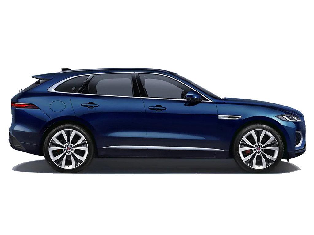 Jaguar F-PACE 2.0 D200 SE 5dr Auto AWD