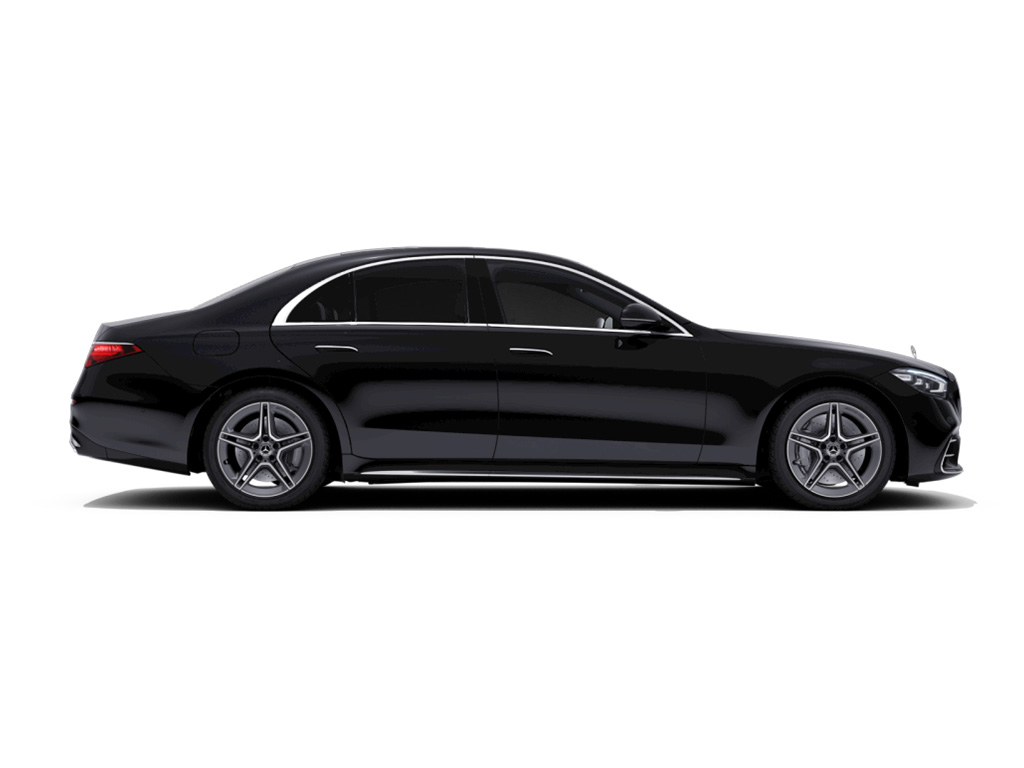 Mercedes-Benz S Class S500 4Matic AMG Line 4dr 9G-Tronic